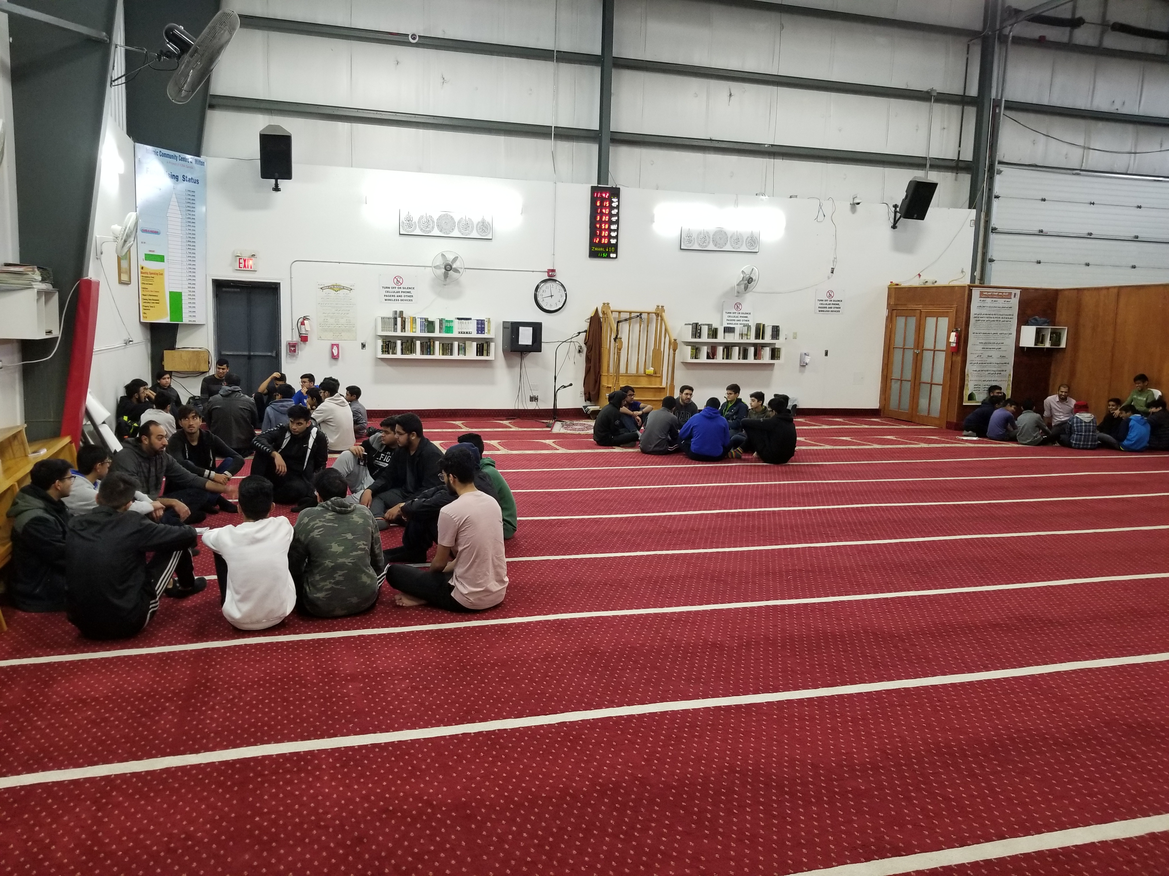 ICCM – Project of ICNA Canada